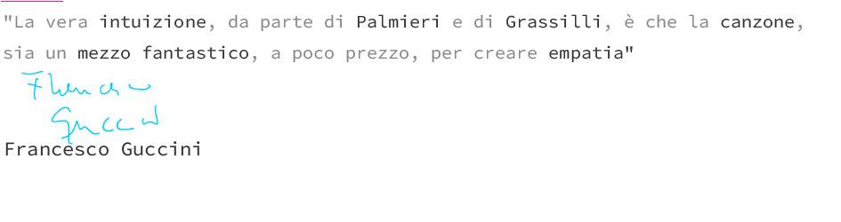 Psicantria Guccini